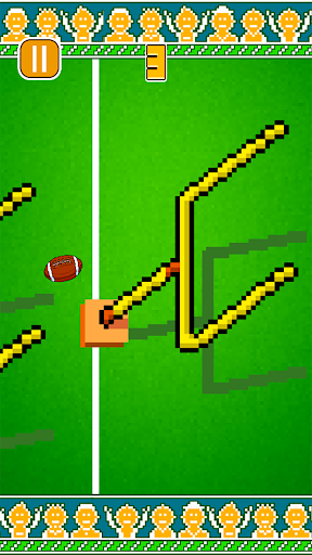 Tappy Flappy Football Game