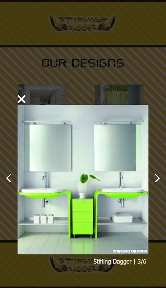 Small modern bathroom design android apps on google play for Small bathroom design app