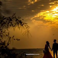 Wedding photographer Lâm Hoàng thiên (hoangthienlam). Photo of 01.11.2017