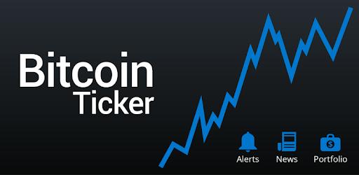 ticker for bitcoin