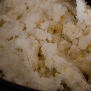Make Ahead Creamy Mashed Potatoes