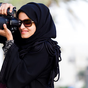Photographer by Anthony Schwab - People Street & Candids ( national day, december 18, doha, qatar, travel, people, photography )