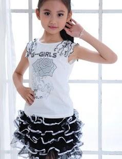 Baby Girl Stylish Suit 1.0.0 - náhled