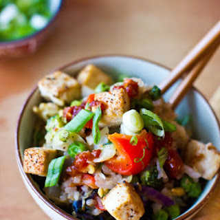 Veggie Packed Fried Rice