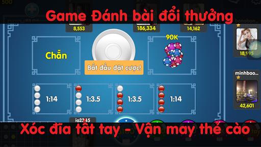 Xoc dia doi thuong –Game 3c