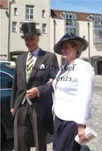 Photo: Prince Gundakar and Princess Marie of Liechtenstein