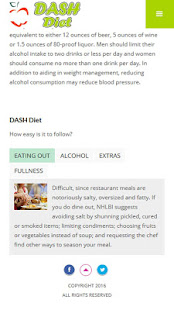 Dash diet plan apps on google play screenshot image fandeluxe Image collections