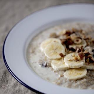 Steel Cut Oats Porridge