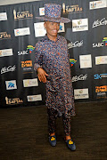 Somizi Mhlongo during the 13th annual South African Film and Television Awards (SAFTAs) at the Sun City Superbowl on March 02, 2019 in Rustenburg, South Africa.