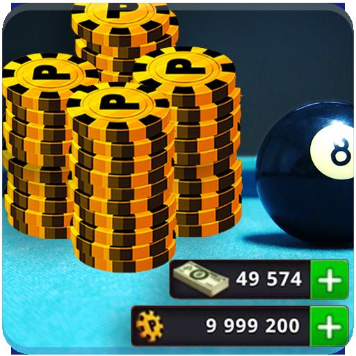 Coin & Cash 8 Ball Pool - Prank