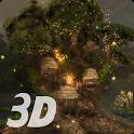 Magic Tree 3D Live Wallpaper icon
