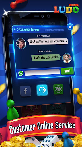 Ludo Comfun- Ludo Online Game  screenshots 7