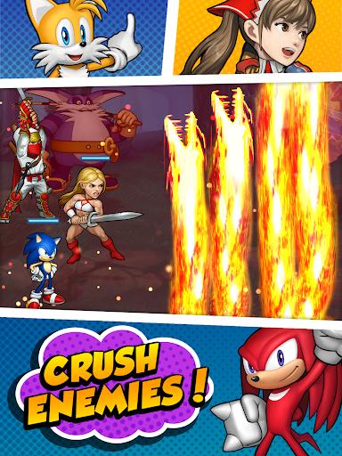 SEGA Heroes: Match 3 RPG Game with Sonic & Crew! 74.203294 screenshots 13