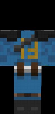 Vault 13 Nova Skin