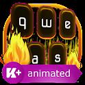 Golden Fire Animado icon