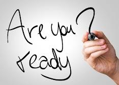 Ви готові?