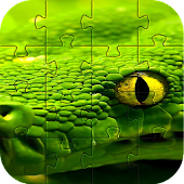Wallpaper Puzzle : Animals