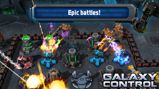 Galaxy Control: 3D strategy  screenshots 20