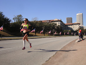 Photo: Amy Hastings, a tough 4th place