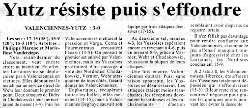 Photo: N2F Valenciennes - ASVB