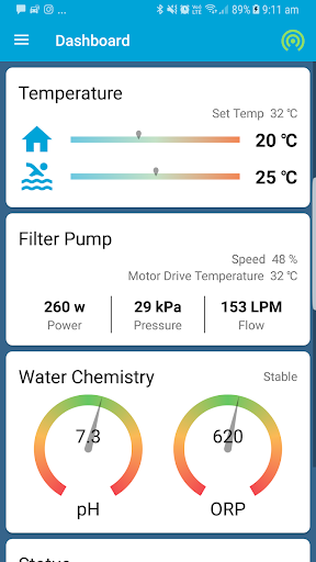 SplashMe | Smart Pool Automation Controller Apk 2