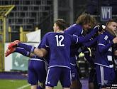 Quatre jeunes dans le noyau A d'Anderlecht dès lundi