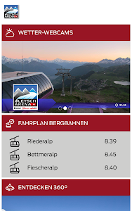 Aletsch Arena screenshot 2