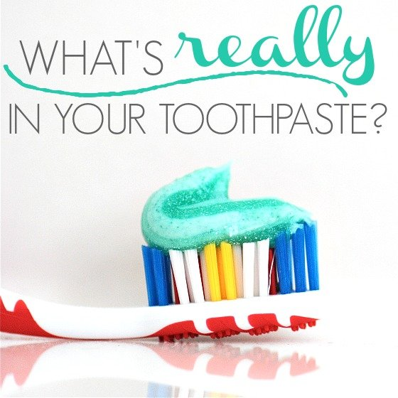 Toxic Ingredients Commonly Found in Toothpaste