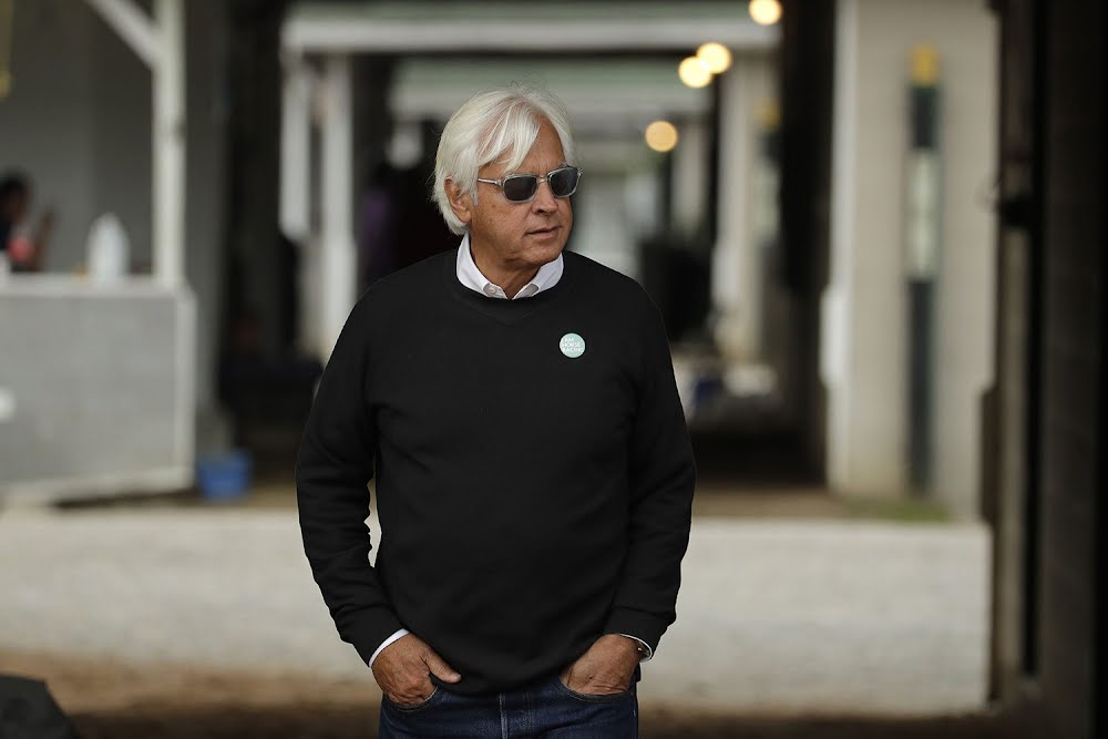 Bob Baffert más que conforme con Maximum Security: