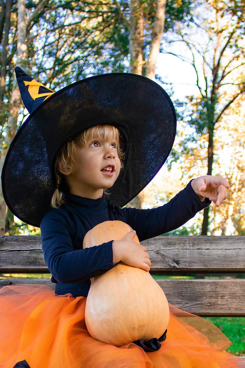 Happy Halloween di olgamelnikovafoto