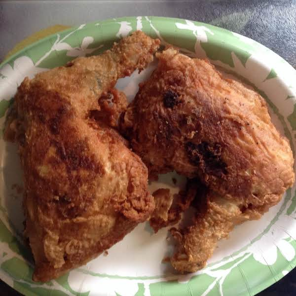 Patty's Fried Chicken Recipe