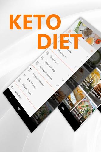 Keto Diet: Low Carb Keto Recipes & Keto Calculator 6.5 screenshots 1