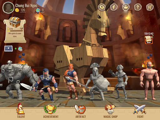 Trojan War: Rise of the legendary Sparta 2.1.5 screenshots 20