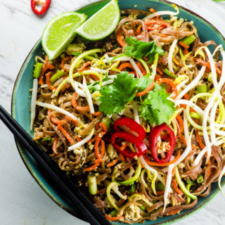 Vegetarian Salad Thai Recipes.
