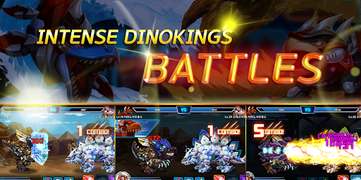 Dino King Dark T-Rex VS Ankylo 1.0.8 screenshots 3