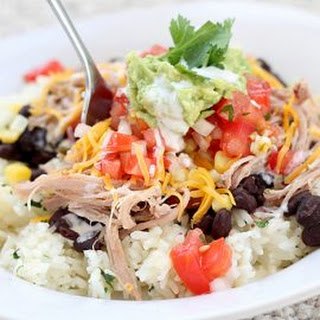 Easy Tex-Mex Shredded Pork.