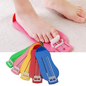 Set 3 x Instrument pentru masurat piciorul copiilor, 0-20 cm