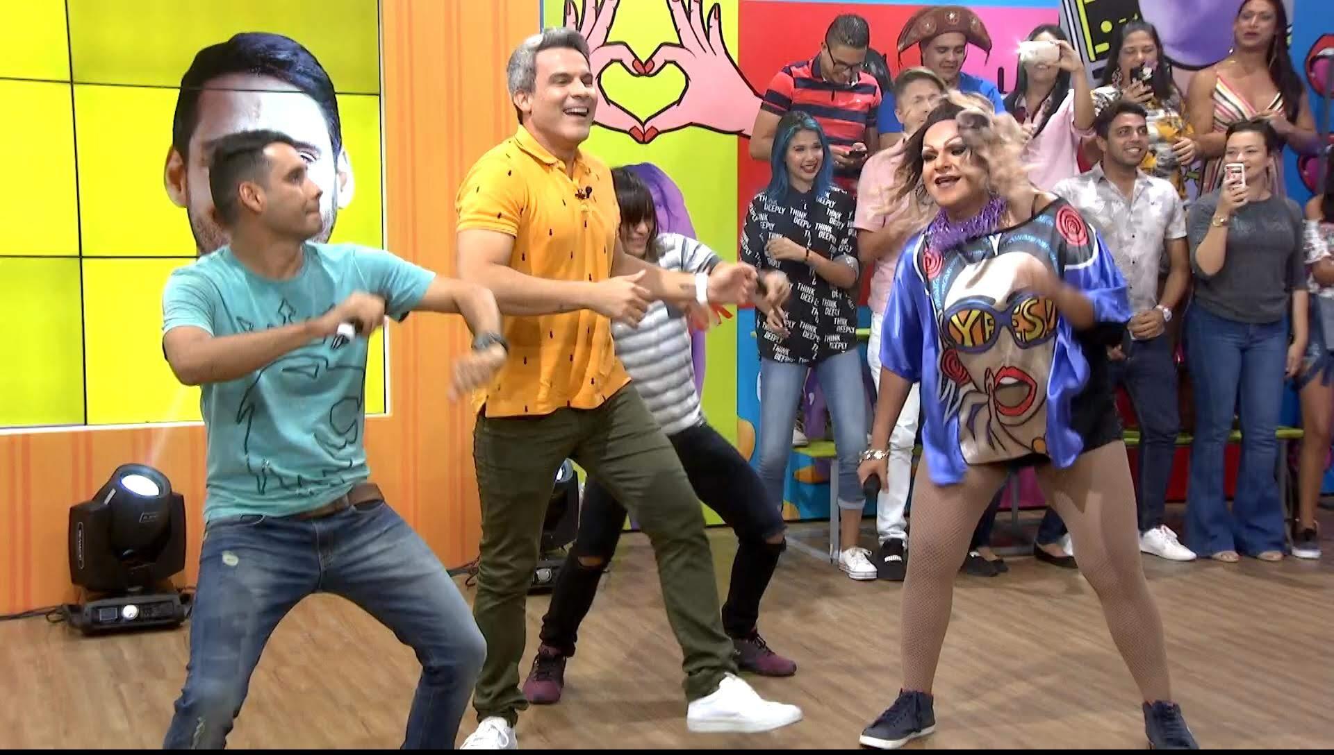 Turma do Barra, TV Jornal SBT, estreia audiência