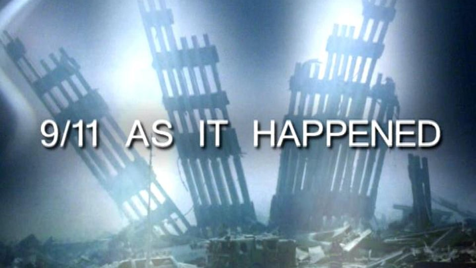 Watch 9/11: As It Happened live