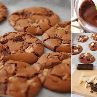 Cookies «Three chocolate»