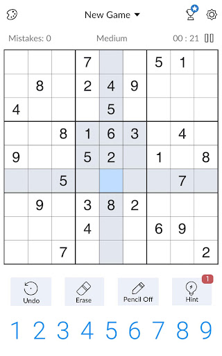 Sudoku - Free Classic Sudoku Puzzles 2.8.0 screenshots 8