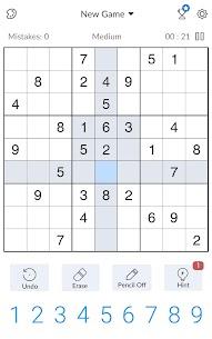 Sudoku – Free Classic Sudoku Puzzles 8