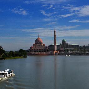 A day at Putrajaya by Nydzam Ahmad - Landscapes Travel