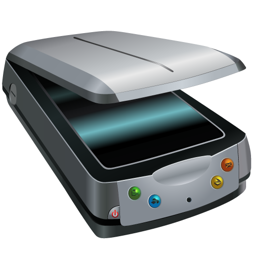 Jet Scanner.  Scan to PDF