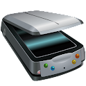 Jet Scanner.  Scan to PDF icon