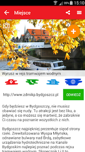 Official Bydgoszcz App- screenshot thumbnail