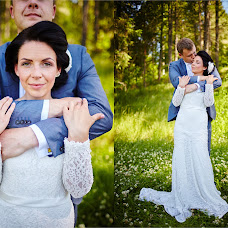 Wedding photographer Anna Kuzmina (xrustja6ka). Photo of 10.07.2015