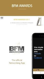 BFM Awards - náhled
