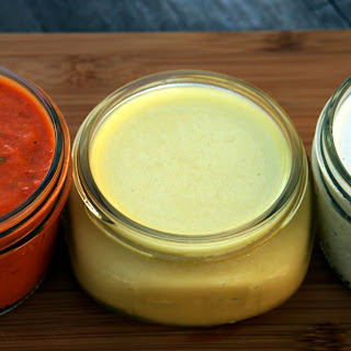 Red Bell Pepper Sour Cream Sauce Recipes