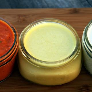 Basic Sour Cream Sauce.